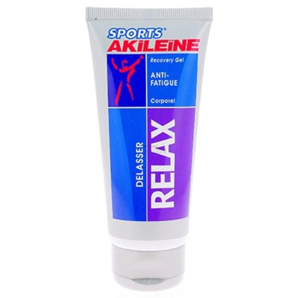Akileine sports relax gel défatigant corps - akileïne -120494