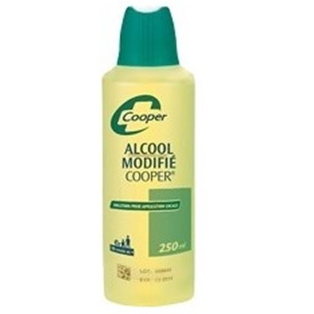 Alcool modifié - 250.0 ml - cooper -194306