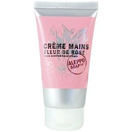 Aleppo soap crème mains rose d'alep - aleppo-soap -199909