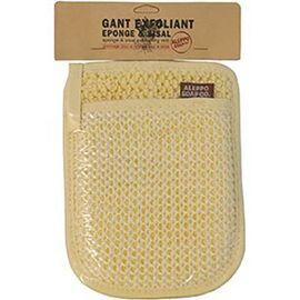 Aleppo soap gant exfoliant eponge & sisal - aleppo-soap -225980