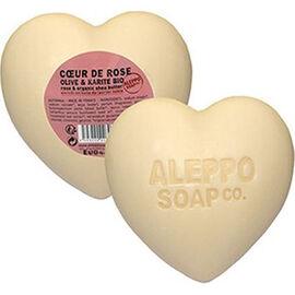 Aleppo soap savon d'alep coeur d'argan olive & karité bio 200g - aleppo-soap -225984