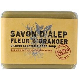 Aleppo soap savon d'alep - fleur d'oranger - aleppo-soap -199185