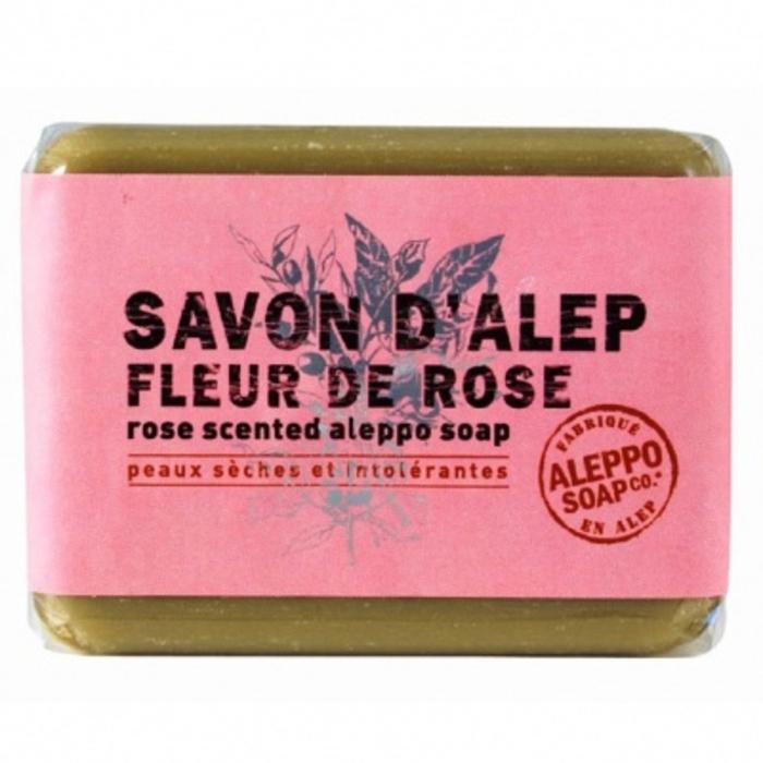 Aleppo soap savon d'alep - fleur de rose Aleppo soap-199182