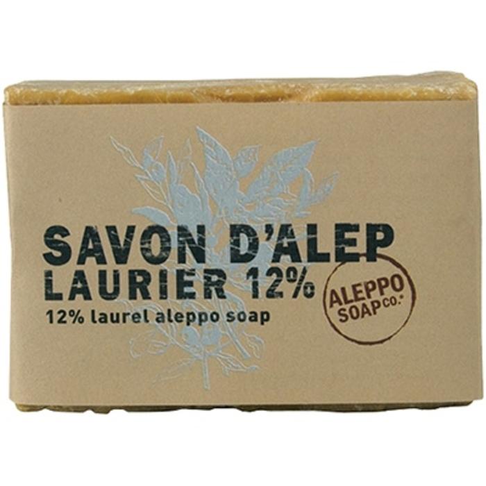 Aleppo soap savon d'alep - laurier 12% Aleppo soap-199183
