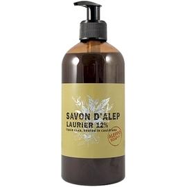 Aleppo soap savon d'alep liquide - laurier 12% - aleppo-soap -199187