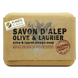 Aleppo soap savon d'alep - olive/laurier 100g - aleppo-soap -203751