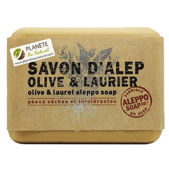 Aleppo soap savon d'alep - olive/laurier 100g Aleppo soap-203751