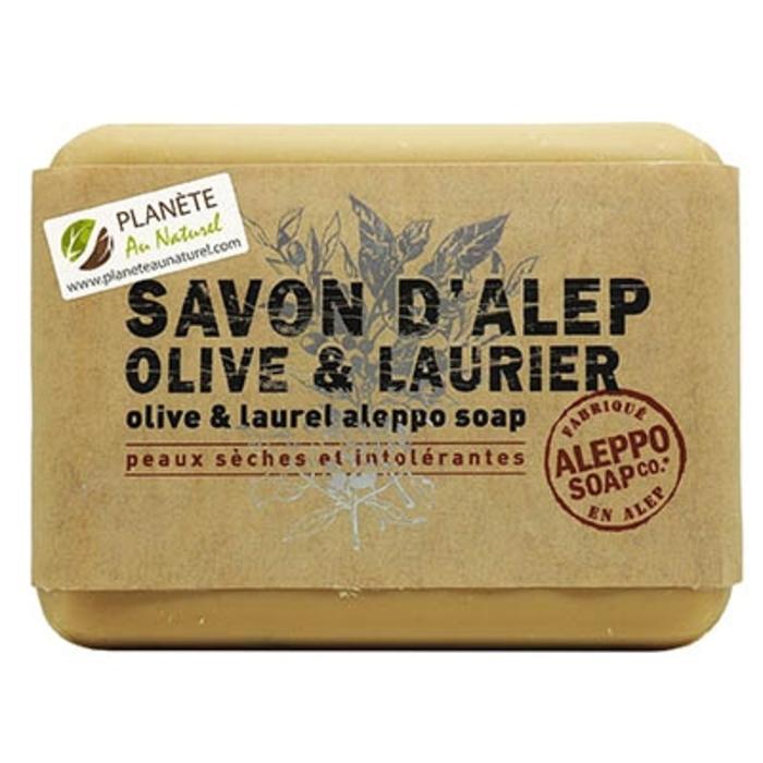 Aleppo soap savon d'alep - olive/laurier 200g Aleppo soap-199181