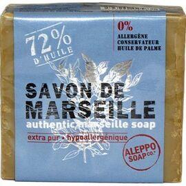 Aleppo soap savon de marseille huile d'olive 100g - aleppo-soap -225986