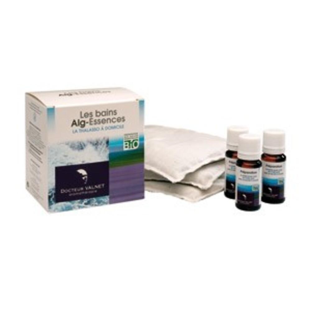 Alg essences - boîte de 3 bains - divers - dr. valnet -135074