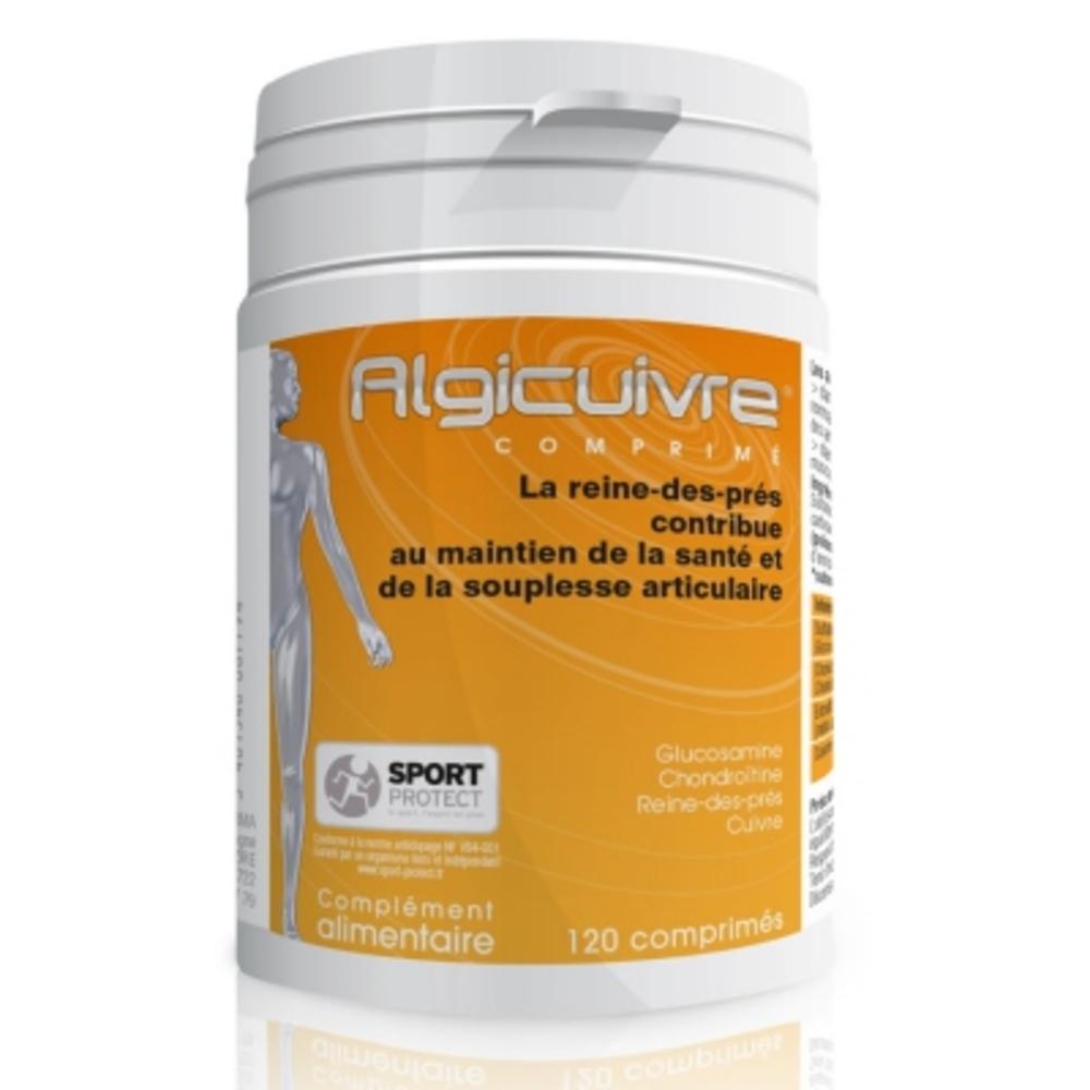 Algicuivre - 120 comprimés - dissolvurol -196995