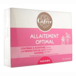 Allaitement optimal 30 comprimés - gifrer -215027