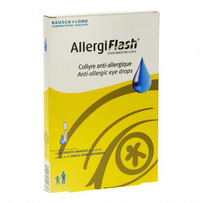 Allergiflash 0,05% Bausch & lomb-192602