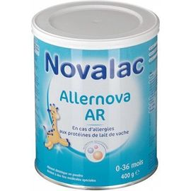 Allernova ar - 400g - 400.0 g - novalac -149423