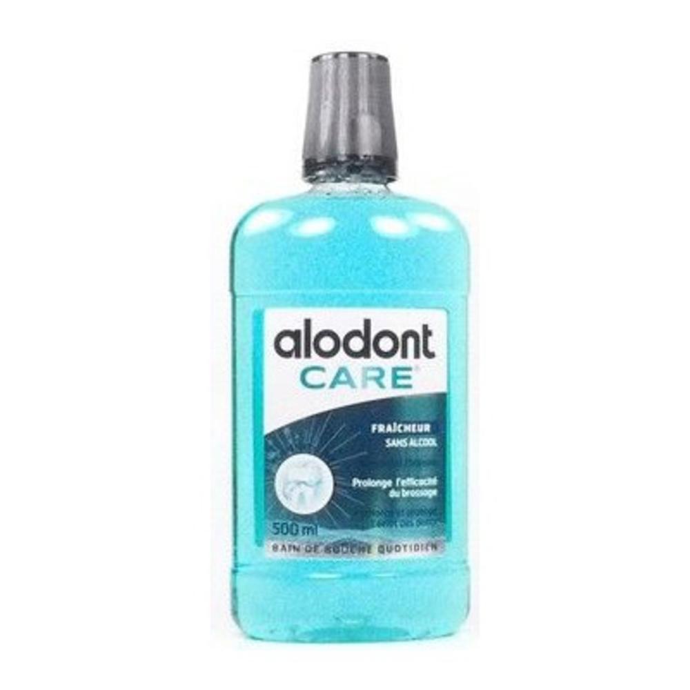 Alodont care bain de bouche fraicheur 500ml - laboratoires tonipharm -213259
