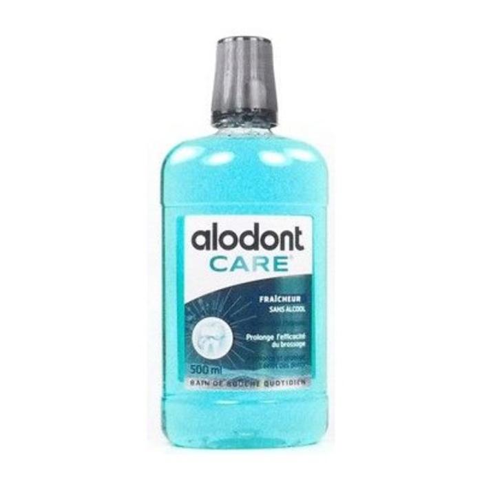 Alodont care bain de bouche fraicheur 500ml Laboratoires tonipharm-213259