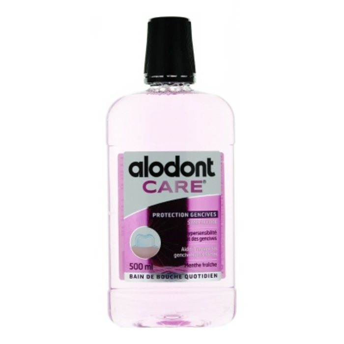 Alodont care bain de bouche gencives 500ml Laboratoires tonipharm-213272