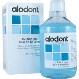 Alodont solution pour bain de bouche - 500.0 ml - laboratoires tonipharm -192471