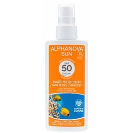 Alphanova sun spray spf50 bio 125g - alphanova -226452
