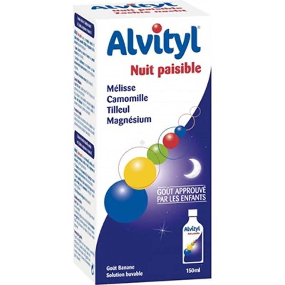 Alvityl nuit paisible - alvityl -204601