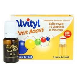 Alvityl petit boost 8x10ml - 80.0 ml - alvityl -148223