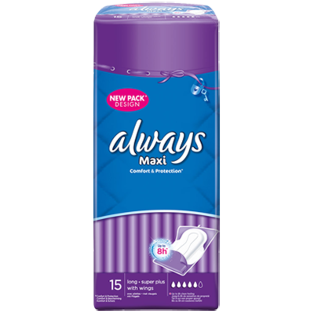 Always maxi long super plus - always -204028