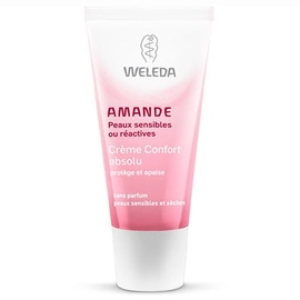 Amande crème confort absolu - 30.0 ml - visage - weleda Protège et apaise-111682