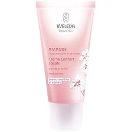 Amande fluide confort absolu 30ml - 30.0 ml - visage - weleda Protège et apaise-111681