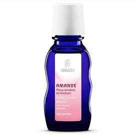 Amande huile confort absolu 50ml - 50.0 ml - visage - weleda Soin intensif apaisant, soin visage et démaquillant yeux-111683