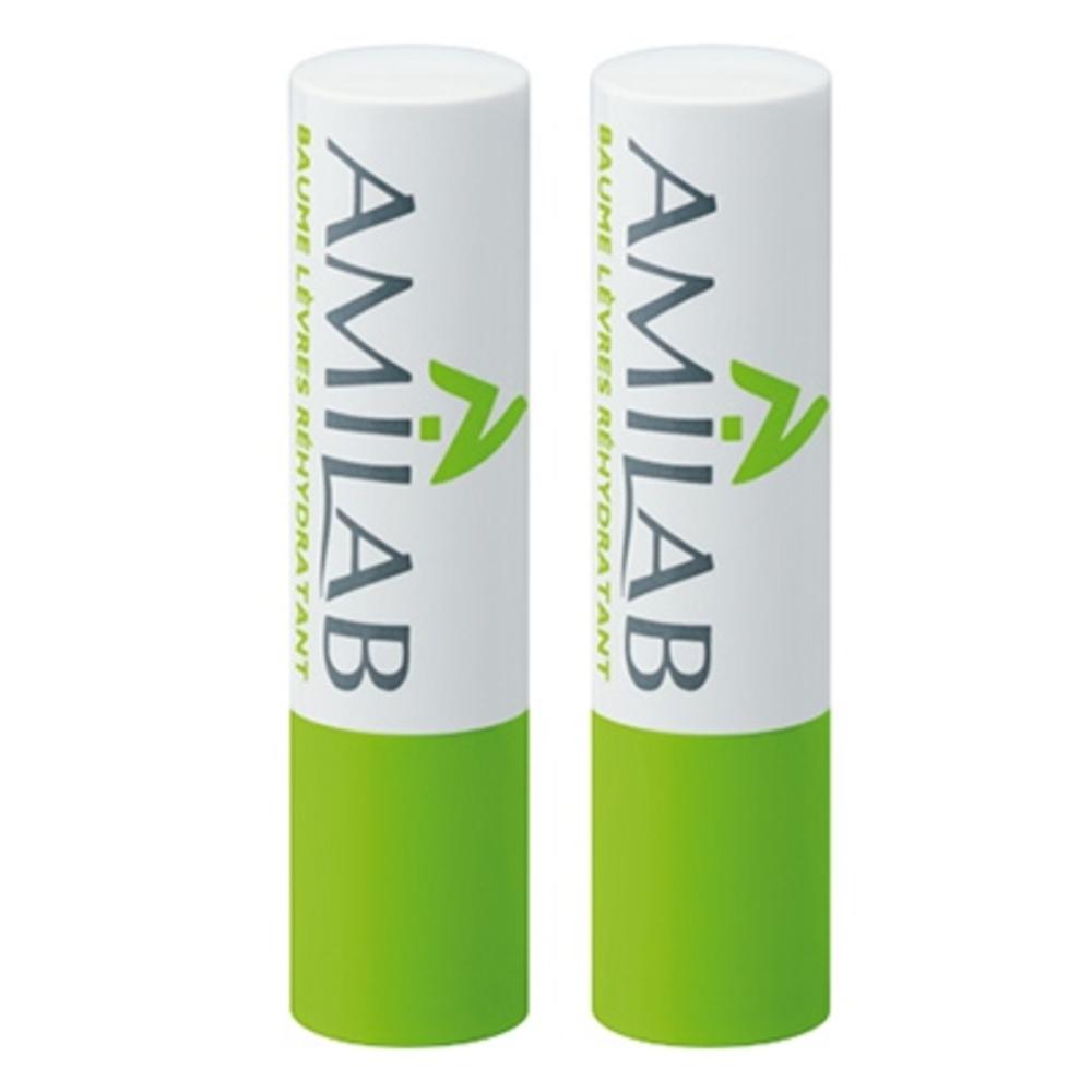 Amilab soin des lèvres - lot de 2 - amilab -203270
