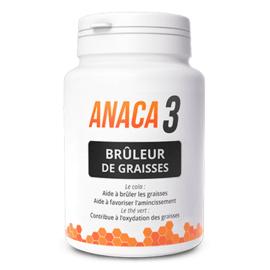 Anaca 3 brûleur de graisses 60 gélules - anaca 3 -219407