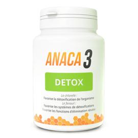 Anaca 3 détox 60 gélules - anaca 3 -219406