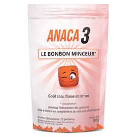 Anaca 3 le bonbon minceur 80g - anaca 3 -214384