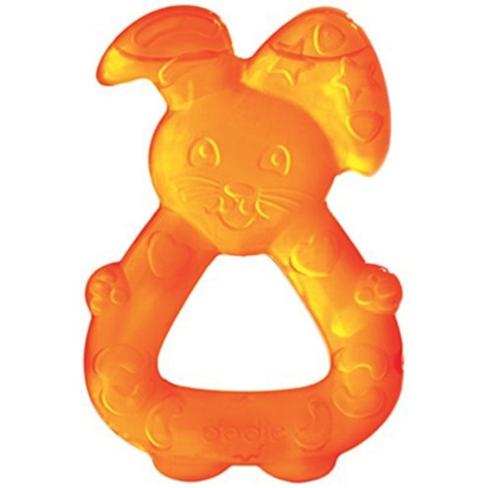 Anneau de dentition réfrigéré lapin orange Dodie-143724