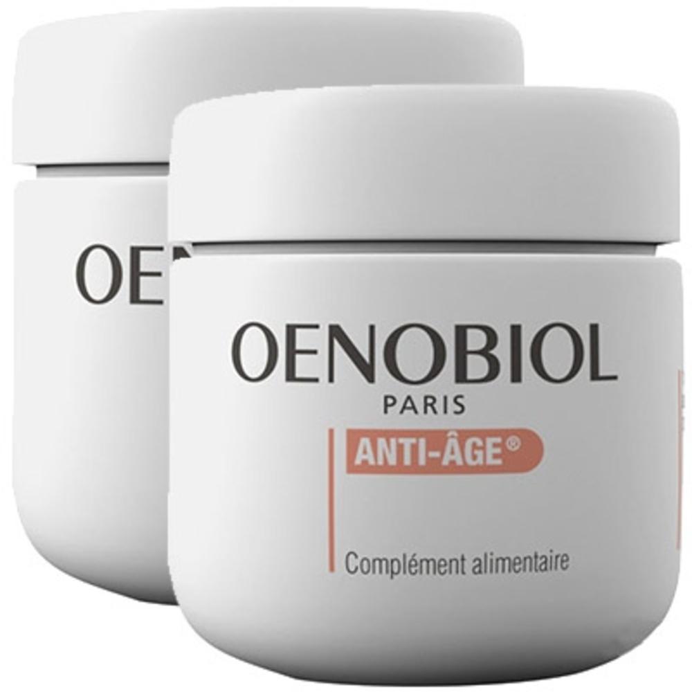 Anti-âge - lot de 2 - oenobiol -197754