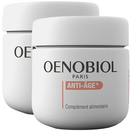 Anti-âge - lot de 2 - oenobiol -197754