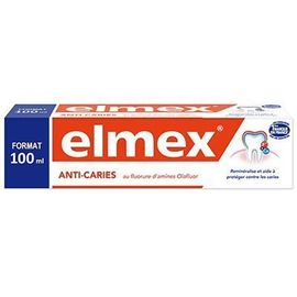 Anti-caries dentifrice - 100.0 ml - elmex -229365