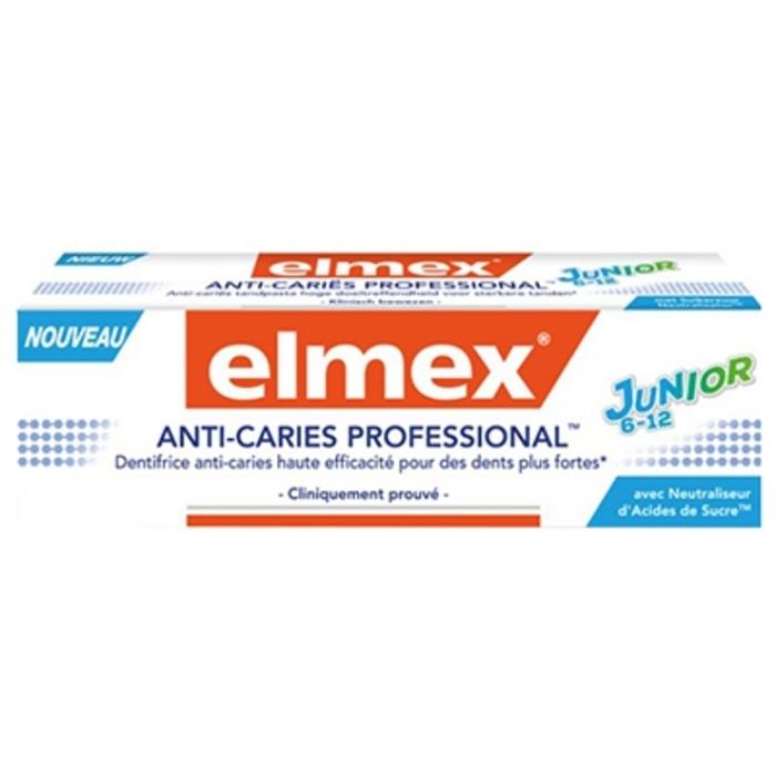 Anti-caries professional junior Elmex-203789