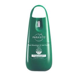 Anti-moustiques & anti-tiques spray protection forte 75ml - parakito -226260