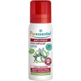 Anti-pique bébé spray répulsif 60ml - puressentiel -220500
