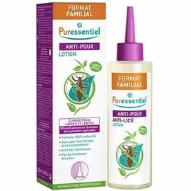 Anti-poux lotion 200ml - puressentiel -225481