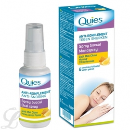 Anti-ronflement spray buccal - 70.0 ml - quies -143899