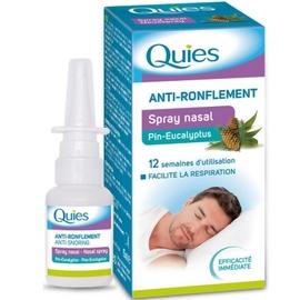 Anti-ronflement spray nasal - quies -201355