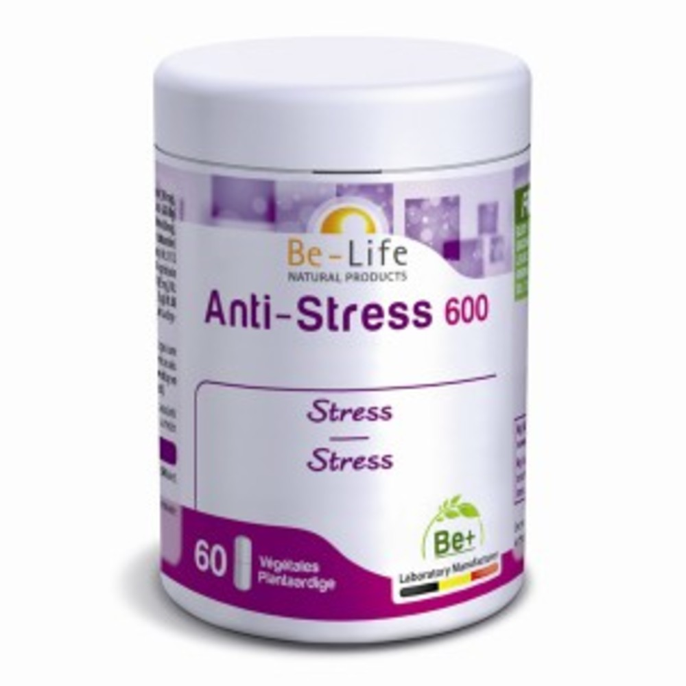 Anti-stress 600 - 60 gélules - divers - biolife -188839