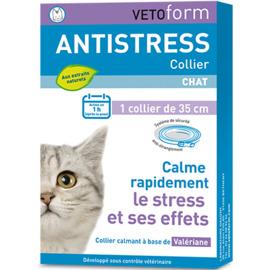 Anti-stress collier chat - vetoform -221456