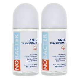 Anti-transpirant lot de 2 x 50ml - nobacter -219387