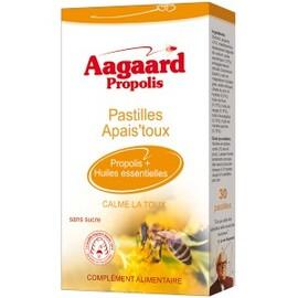Apais'toux - 30.0 unites - pratiques - aagaard propolis -133279