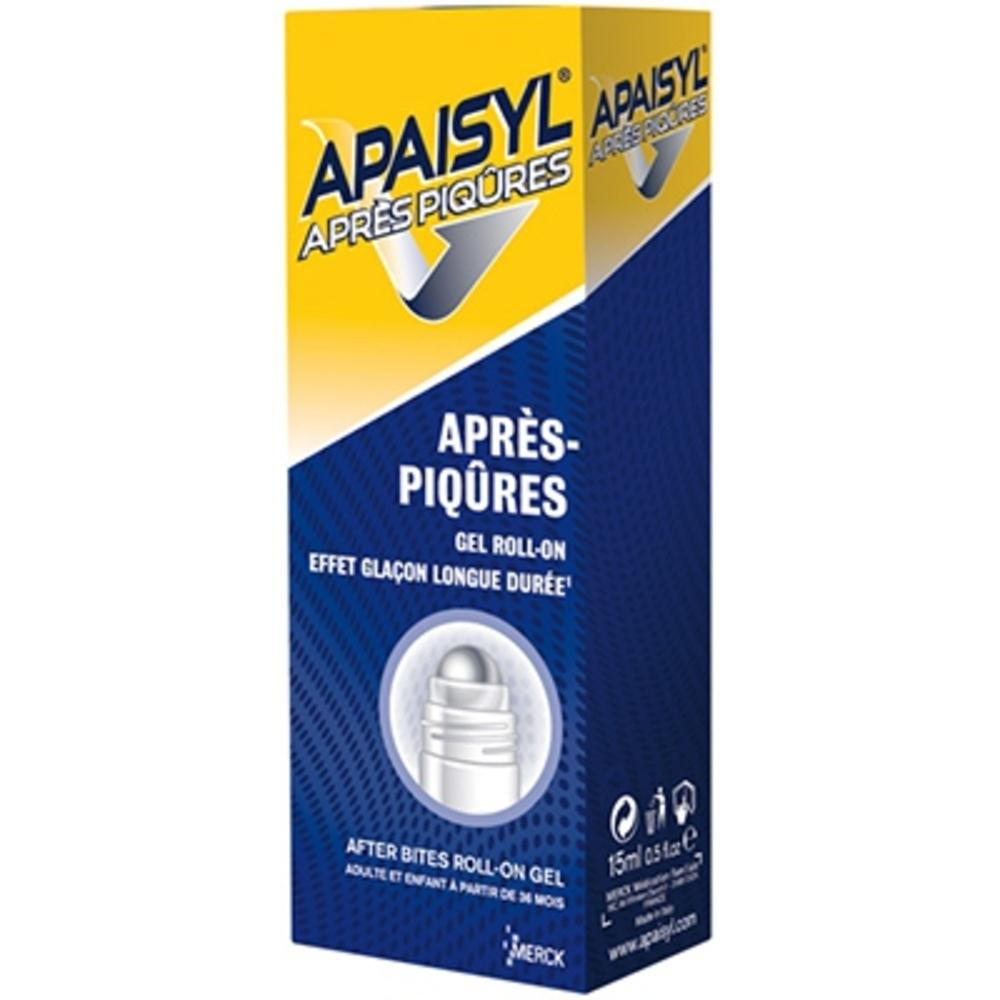 Apaisyl après-piqures roll-on - 15.0 ml - apaisyl -143901