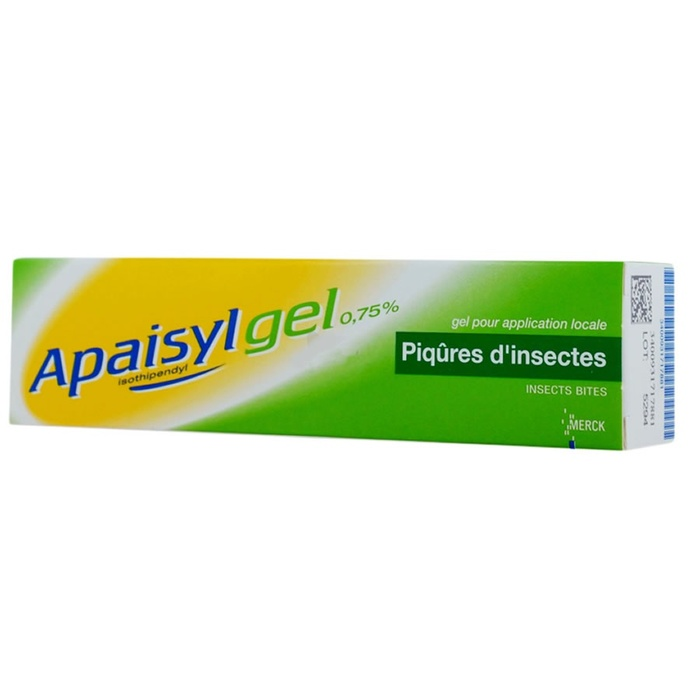 Apaisyl gel 0,75% Merck-193060