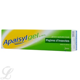 Apaisyl gel 0,75% - 30.0 g - merck -193060